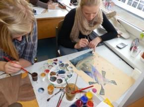 Jaunieji dailininkai