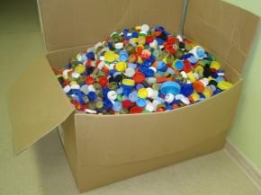 """""""Plastikinių kamštelių vajus"""""""