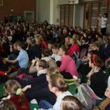 Mokykla netradiciniais renginiais skatino toleranciją