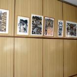 Almos Stugienės karpinių paroda