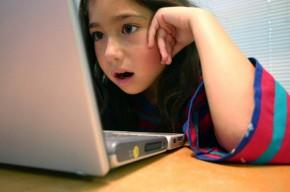 Vaikai internete