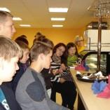Mokinių išvykos į Kuršėnų politechnikos mokyklą