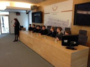 Kelionė į Lietuvos Respublikos Seimą (1)