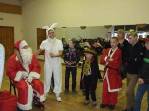 Kalėdinė šventė su triušiu Rodžeriu (2)